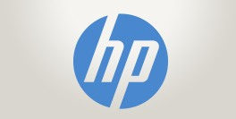 HP LOGO wide