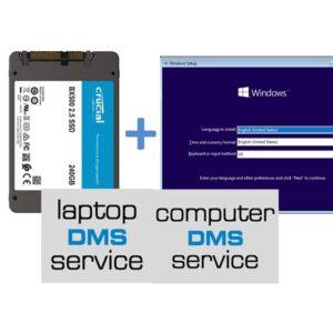 SSD upgradde